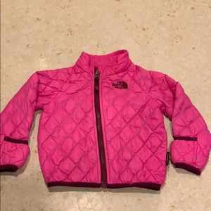 The north face toddler primaloft jacket